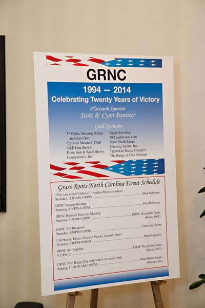 GRNC's 20th Anniversary Dinner