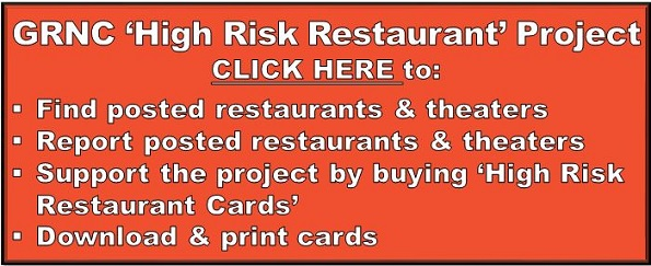 High Risk Restaurants